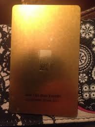 starbuck gold card so my starbucks gold card arrived today