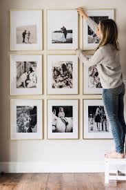 picture frame wall beautiful space budgeting and spaces