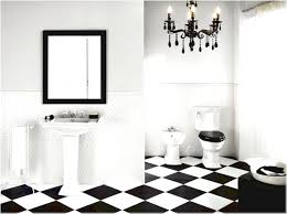 Small Black And White Tile Bathroom Black And White Bathroom Floor Tile With Inspiration Hd Pictures