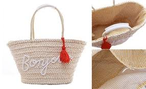 Beach Basket Basket Bags This Summer U0027s It Bag Equilibrio