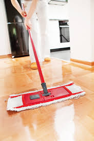 to clean hardwood floors
