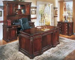 home office furniture wood furniture vintage wooden formal executive home office furniture