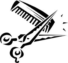 hair and nail salon clip art 37