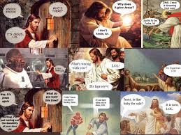 Guido Jesus Meme - today s obsession web meme he is risen print magazine