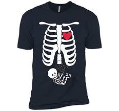 Halloween Skeleton Top by Halloween Skeleton Rib Cage X Ray Costume Candy Mom Shirt U2013 Trend