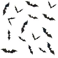 bat decorations download bat decoration etsy 25 black bat