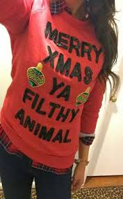women u0027s christmas present sweater ugly holiday sweaters