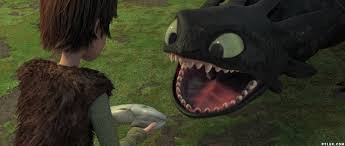 train dragon toothless toothless science
