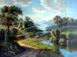 landscape painting artists landscape gallery artist landscape paintings seascape