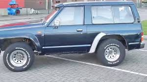 nissan patrol 1990 modified nissan patrol 1991 blue for sale youtube