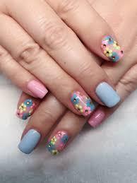 nails manicure pedicure care