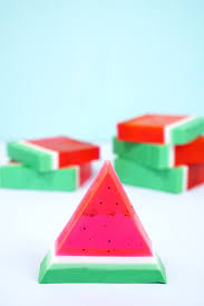 15 minute diy watermelon soap happiness is homemade