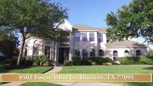Houses For Rent In Houston Texas 77095 8502 Forest Arbor Ct Houston Tx 77095 Youtube
