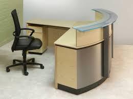Oval Reception Desk 27 Best Desks Images On Pinterest Reception Desks Office Ideas