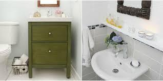 Ikea Bathroom Furniture 11 Ikea Bathroom Hacks New Uses For Ikea Items In The Bathroom