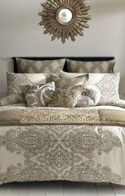 Taupe Duvet Duvet Covers Gold Duvet Covers King S Taupe And Gold Bedding Set