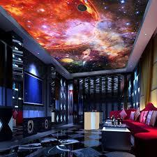 plafond chambre étoilé moisissure plafond chambre inspirant plafond 3d stéréo papier peint