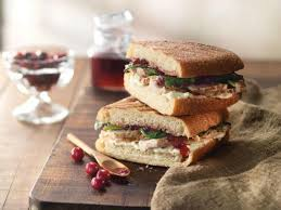 panera s new roasted turkey and cranberry panini is a tasty ripoff