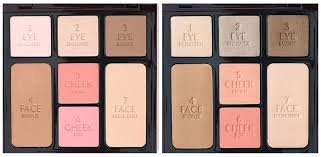new charlotte tilbury instant look in a palette review hayley wells