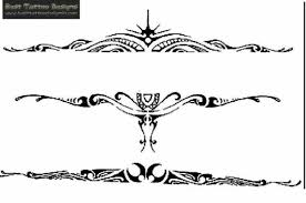 bracelet armband tattoo design