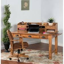 dark brown computer desk brown computer desk rustic light brown small computer desk with