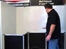v nose trailer cabinets l shape v nose trailer cabinets youtube