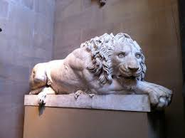 marble lions lion jeanette sears