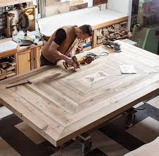 peek beyond gabe statsky s custom wood furnishings luxe