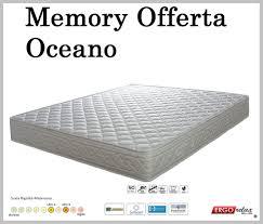 materasso rigido materasso memory mod oceano 180x190 195 200 altezza cm 22