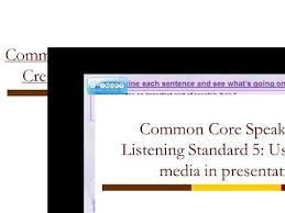 speaking and listening 5th grade classroom assessments homework