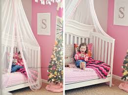 Toddler Bed With Canopy Semi Diy Scarlette S Crafty Canopy Bed Canopy Bed