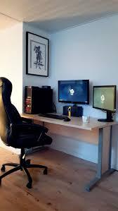 Computer Game Desk by 61 Best Gaming Setup Images On Pinterest Gaming Setup Gaming