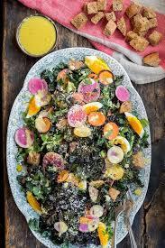 65 best kale caesar salads images on kale caesar salad