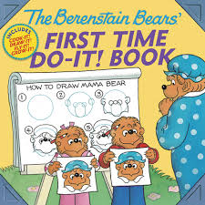the berenstain bears time do it book
