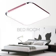 Schlafzimmer Lampe Led Dimmbar 64w Rgb Farbwechsel Led Dimmbar Deckenleuchte Wohnzimmer