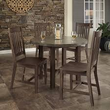 Dining Room Table Styles Home Styles Urban Concrete Chic 5 Piece Dining Table Set Hayneedle