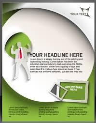free flyer design stylish brochure flyer design vector graphic 02 vector cover