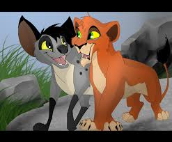 hyenas lion king images young shenzi scar wallpaper