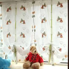 rideaux pour chambre d enfant winnie l ourson ficeler rideaux pour chambre d enfant