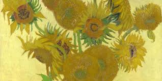 bbc culture van gogh u0027s sunflowers a painting good enough to eat