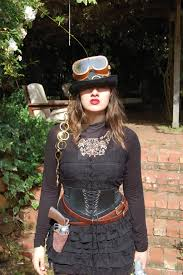 Zombie Hunter Costume Steampunk Zombie Hunter By Myguardianangel On Deviantart