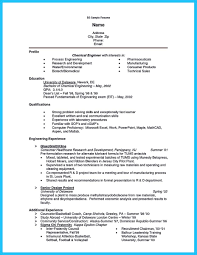 Sample Chemical Engineering Resume by Resume Sample Biomedical Engineer