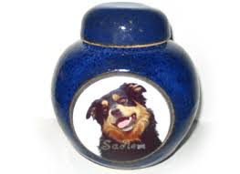 australian shepherd urn gallery urns animal and pet cremation services in santa clara