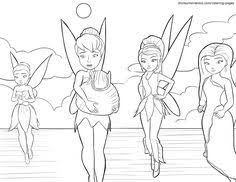 pirate fairy coloring pages coloring book tinkerbell