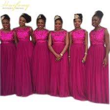 fuschia bridesmaid dress aliexpress buy sequin bridesmaid dresses fuschia
