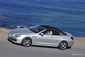 the all new bmw 6 series convertible the 650i f13 at
