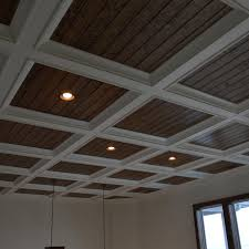 Cost Of Wainscoting Panels - 2017 coffered ceiling cost guide how much to install homeadvisor