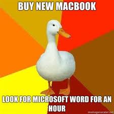 Microsoft Word Meme - moar memes sharenator