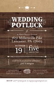 25 best potluck wedding ideas on pinterest potluck wedding