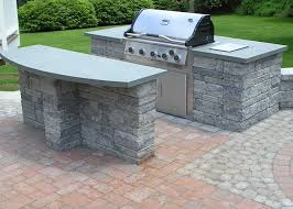 Bbq Outdoor Kitchen Islands Best 25 Built In Grill Ideas On Pinterest Outdoor Grill Area